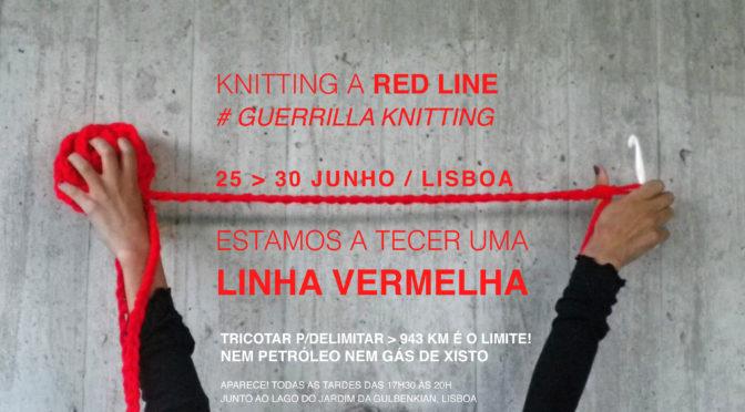 28JUN Tecer uma linha vermelha RED LINE // 943 km é o limite!