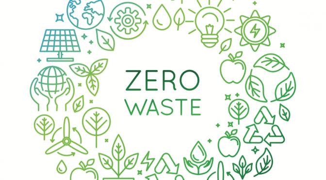 Convite para participares na formação: Zero Waste; 12 a 19 Outubro 2018