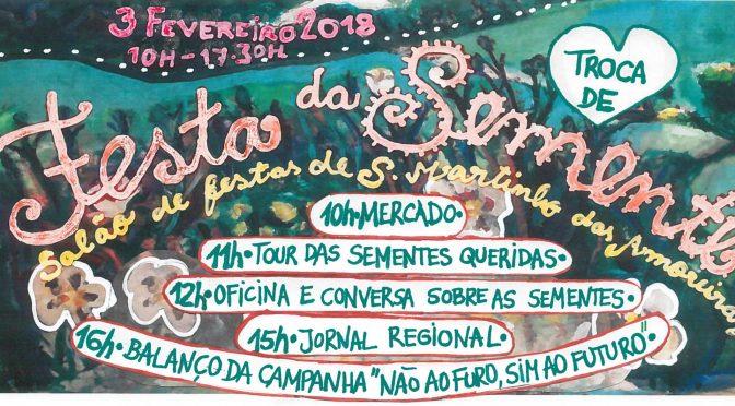 8ª Festa da Semente – 2018