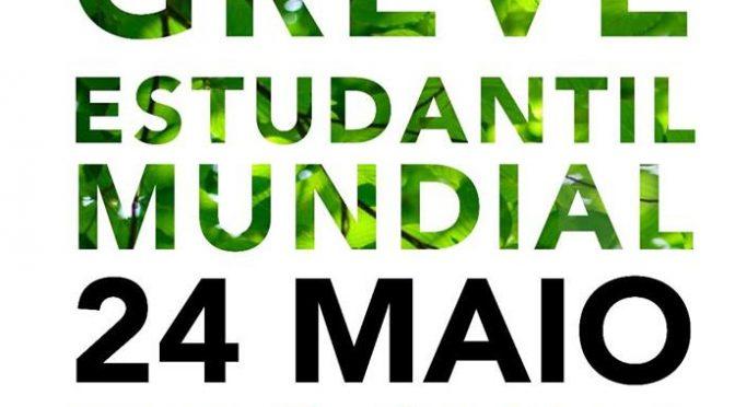Apelo: 24 de Maio – Greve Climática Estudantil