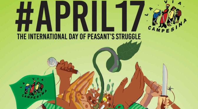 PrimaverAE 2021-17 de Abril: Dia Internacional da Luta Camponesa